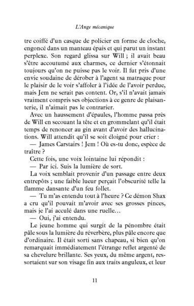 the mortal instruments livre pdf