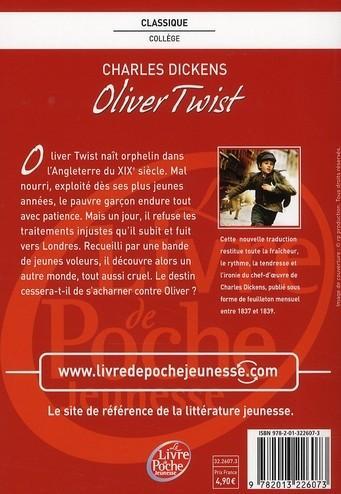 livre oliver twist charles dickens