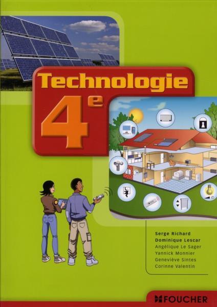 Livre technologie confort et domotique 4 me ouvrage serge richard - Image confort et domotique ...