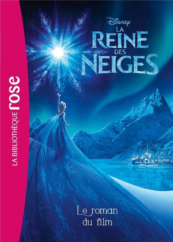 Livre la reine des neiges le roman du film collectif - La reine des neiges film gratuit ...