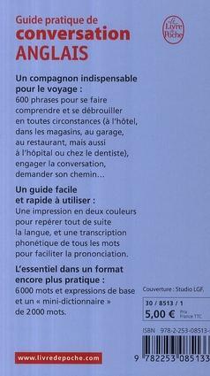 guide pratique de conversation anglais pdf