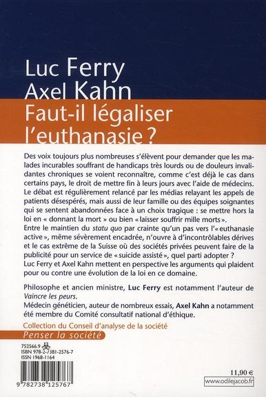 Books by Axel Kahn