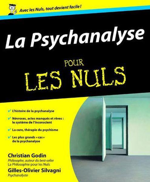Livre la psychanalyse pour les nuls godin christian for Miroir psychanalyse