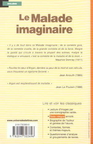 Victims Resume Du Livre Le Malade Imaginaire Moliere gently