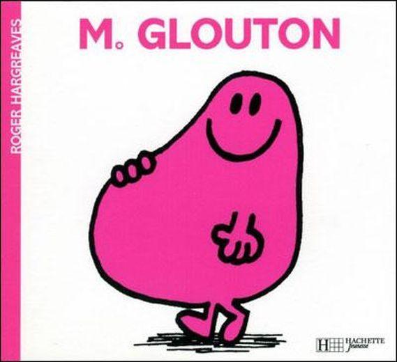 Livre monsieur glouton roger hargreaves - Collection livre monsieur madame ...