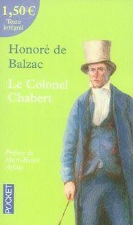 livre le colonel chabert honor 233 de balzac