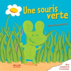 Livre une souris verte denis cauquetoux - Une souris verte singe ...
