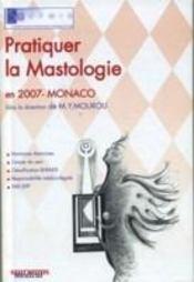 Pratiquer La Mastologie En 2007 - Sofmis