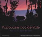 Papouasie occidentale - Couverture - Format classique