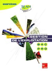 Gestion De L'Exploitation (Coll. Team)