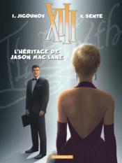 XIII t.24 ; l'héritage de Jason Mac Lane