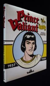 PRINCE VALIANT T.1; prince valiant t.1 ; 1937-1939
