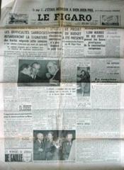 Figaro (Le) N°3149 du 23/10/1954