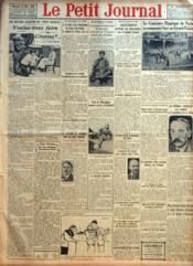 Petit Journal (Le) N°23075 du 21/03/1926