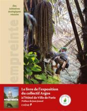 Empreinte ; des initiatives écologiques réussies - Couverture - Format classique
