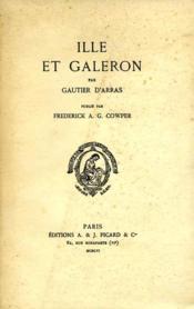 Ille et Galeron par Gautier d'Arras.