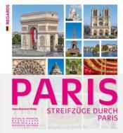 Streifzuge durch Paris - Couverture - Format classique