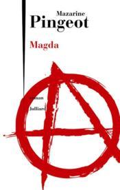 Magda - Couverture - Format classique