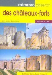Memento Gisserot Des Chateaux-Forts