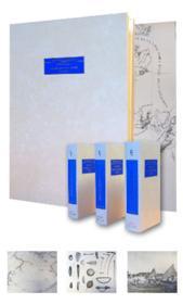 Voyage autour du monde (3 volumes + 1 atlas de 51 planches)