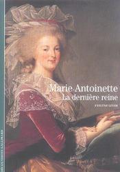 Marie-Antoinette ; la dernière reine - Intérieur - Format classique