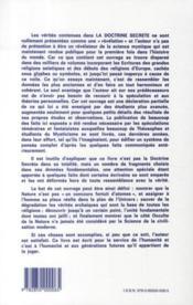 LA BLAVATSKY SECRETE PDF DOCTRINE