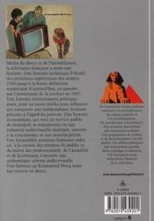 La télé ; une histoire en direct - Couverture - Format classique