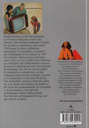 La télé ; une histoire en direct - 4ème de couverture - Format classique