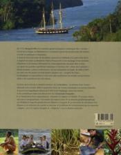 La boudeuse en Amazonie française - 4ème de couverture - Format classique