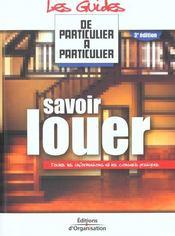 Savoir Louer