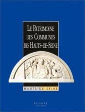 Le Patrimoine Des Communes Des Hauts-De-Seine