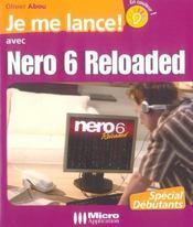 Je me lance ! avec Nero 6 reloaded