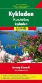 **Les Cyclades - Kykladen - Couverture - Format classique
