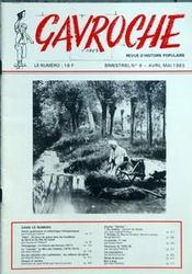 Gavroche N°9 du 01/04/1983