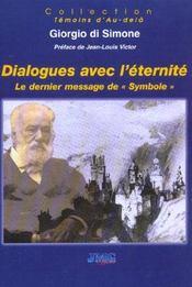 Dialogues avec l'eternite