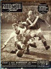 Miroir Sprint N°192 du 13/02/1950 - Couverture - Format classique