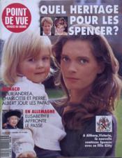 Point De Vue Images Du Monde N°2309 du 03/11/1992 - Couverture - Format classique