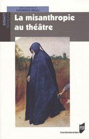 Misanthropie au theatre - Intérieur - Format classique