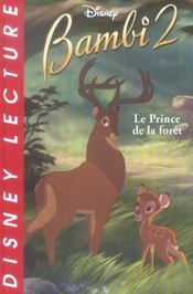 Bambi 2 ; le prince de la foret