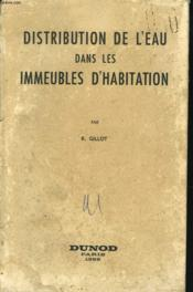 Distribution De L'Eau Dans Les Immeubles D'Habitation