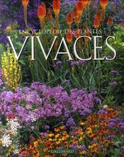 Livre encyclop die des plantes vivaces collectifs lois for Encyclopedie plantes interieur