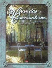 Verandas ; Conservatoris