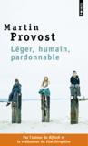 Livres - Léger, humain, pardonnable