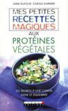 Petites Recettes Aux Proteines Vegetales (Mes)