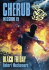 Livres - Cherub mission T.15 ; black friday