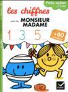 Livres - Les chiffres avec les Monsieur Madame ; petite section ; 3/4 ans