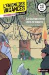 Livres - L'ENIGME DES VACANCES T.7 ; le labyrinthe des dragons ; du CE2 au CM1 ; 8/9 ans