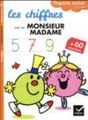 Livres - Les chiffres avec les Monsieur Madame ; moyenne section ; 4/5 ans