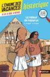 Livres - L'ENIGME DES VACANCES T.8 ; le voleur de papyrus ; du CM1 au CM2 ; 9/10 ans