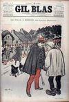 Presse - Gil Blas N°12 du 25/03/1894